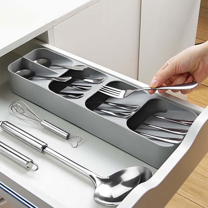 range couvert tiroir cuisine range couvert